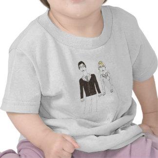 Mariage déplaisant 2 de Th T-shirt