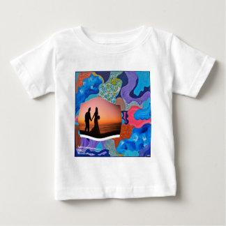 Mariage d'oreille t-shirts