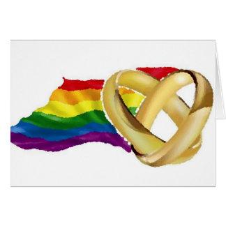 Mariage homosexuel cartes
