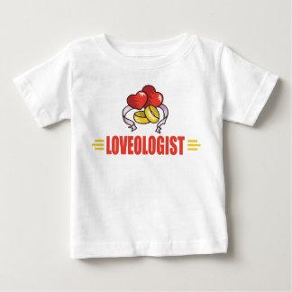 Mariage humoristique, amour t-shirt pour bébé