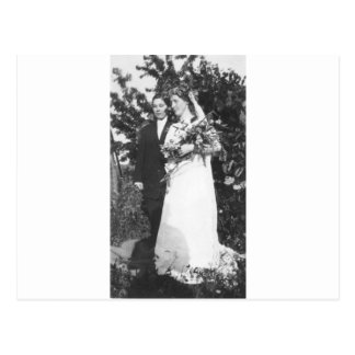 Mariage lesbien Circa 1920 Carte Postale