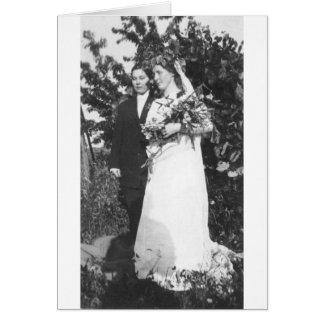 Mariage lesbien Circa 1920 Cartes