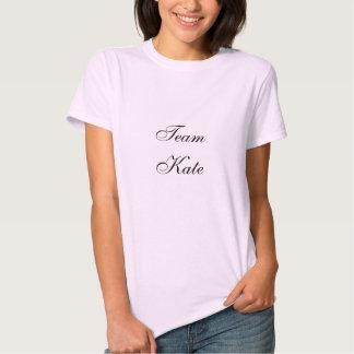 Mariage royal de Kate d'équipe T-shirts