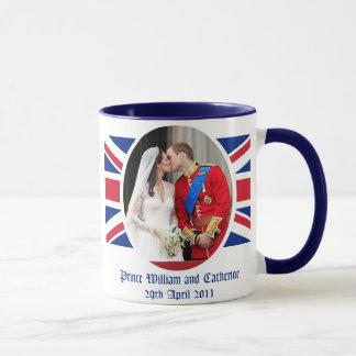Mariage royal mug