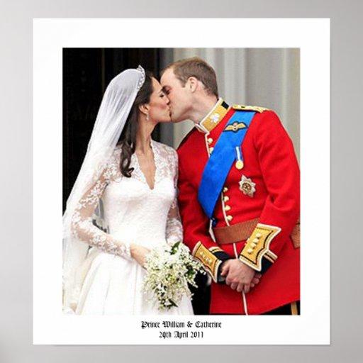 Mariage royal poster