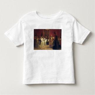 Mariages de la Reine Isabella II T-shirt Pour Les Tous Petits