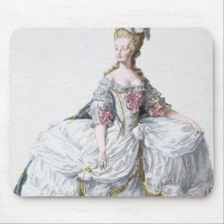 Marie Antoinette (1752-93) de 'DES Estam de Receui Tapis De Souris