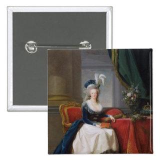 Marie-Antoinette 1788 Badges