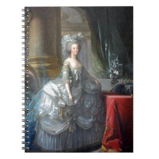 Marie Antoinette Carnet