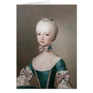 Marie Antoinette Carte De Vœux