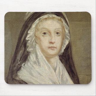 Marie Antoinette chez le Conciergerie Tapis De Souris