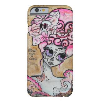 Marie Antoinette, Dia de los Muertos Coque iPhone 6 Barely There
