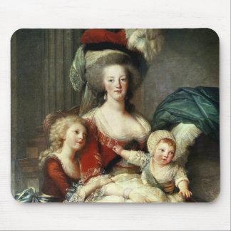 Marie-Antoinette et ses quatre enfants, 1787 Tapis De Souris