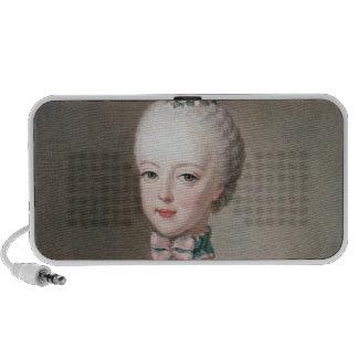 Marie Antoinette Haut-parleur