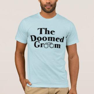 Marié condamné t-shirt