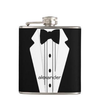 Mariés de smoking de mariage flasques