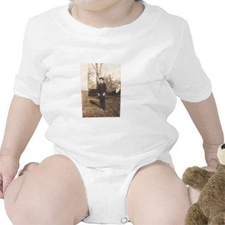 Marin américain bodies pour bébé
