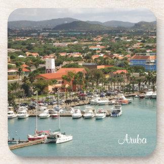 Marina d'Aruba Dessous-de-verre
