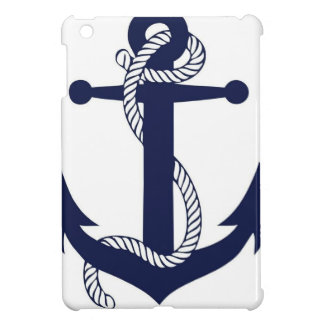 Marine d'ancre de navigation étuis iPad mini