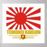 Marine impériale japonaise poster