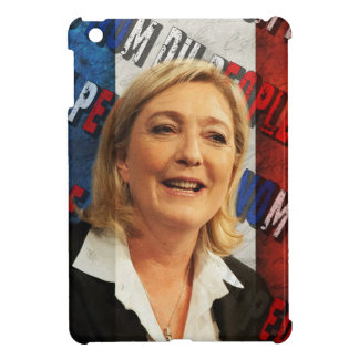 Marine Le Pen Coque iPad Mini