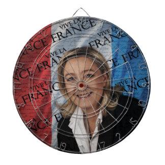 Marine Le Pen Jeux De Fléchettes