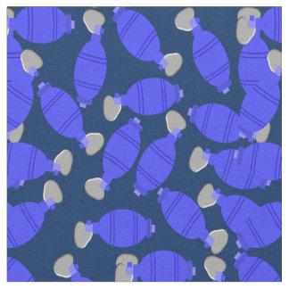 Marine respiratoire de tissu de sacs d'Ambu de