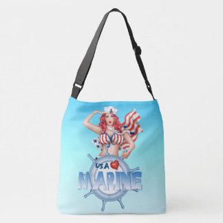 MARINE SEXY tout plus de - imprimez le sac