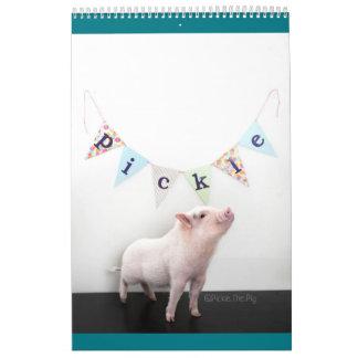 Marinez le calendrier de porc