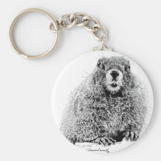 Marmot Porte-clef