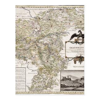 Marque 1791 Friedrich - vieille carte de