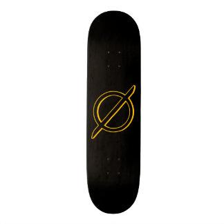 Marque de Slasherpoint Zero™ planche à roulettes Skateboard 21,6 Cm