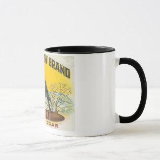 Marque noire de corneille mug