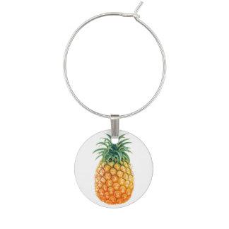 Marque-verres Ananas