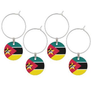 Marque-verres Drapeau de la Mozambique