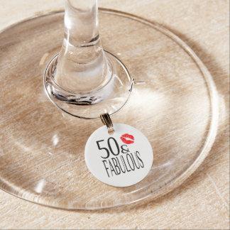 Marque-verres Fabuleux et cinquante