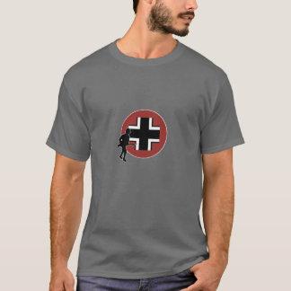 Marqueur et infanterie de pays d'A&A Allemagne T-shirt