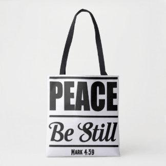 Marquez le sac fourre-tout à vers de bible de 4h39