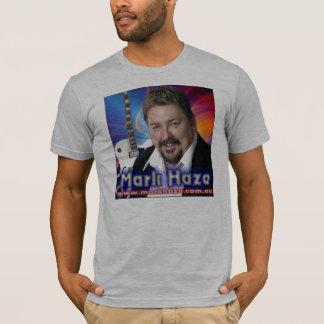 Marquez le T-shirt des hommes de brume