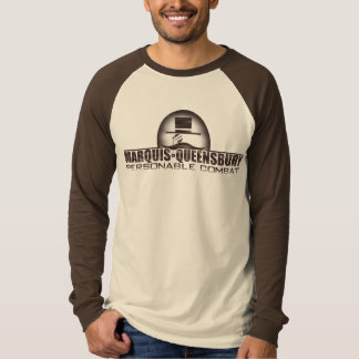 Marquis de Queensbury - beau combat T-shirt
