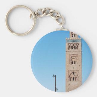 Marrakech Porte-clé Rond