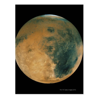 Mars Carte Postale
