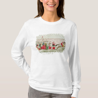 Mars des femmes sur Versailles T-shirt