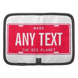 Mars Agenda
