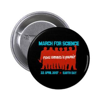 Mars pour la Science 2017 Badges