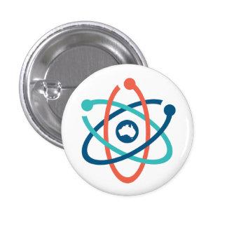Mars pour la Science - Australie - Badge