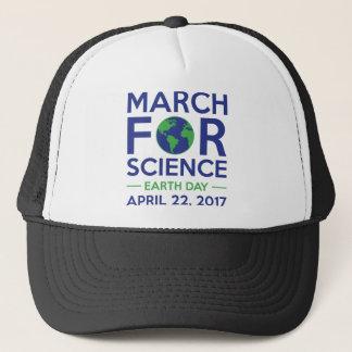 Mars pour la Science Casquette