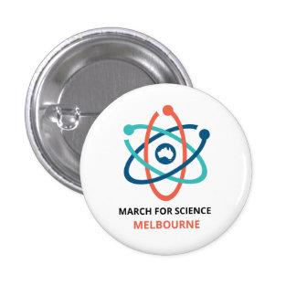 Mars pour la Science - Melbourne - Badges