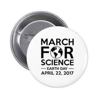 Mars pour la Science Pin's