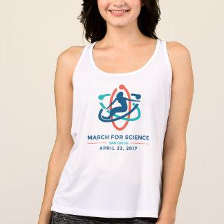 Mars pour la Science : San Diego - le réservoir de Débardeur